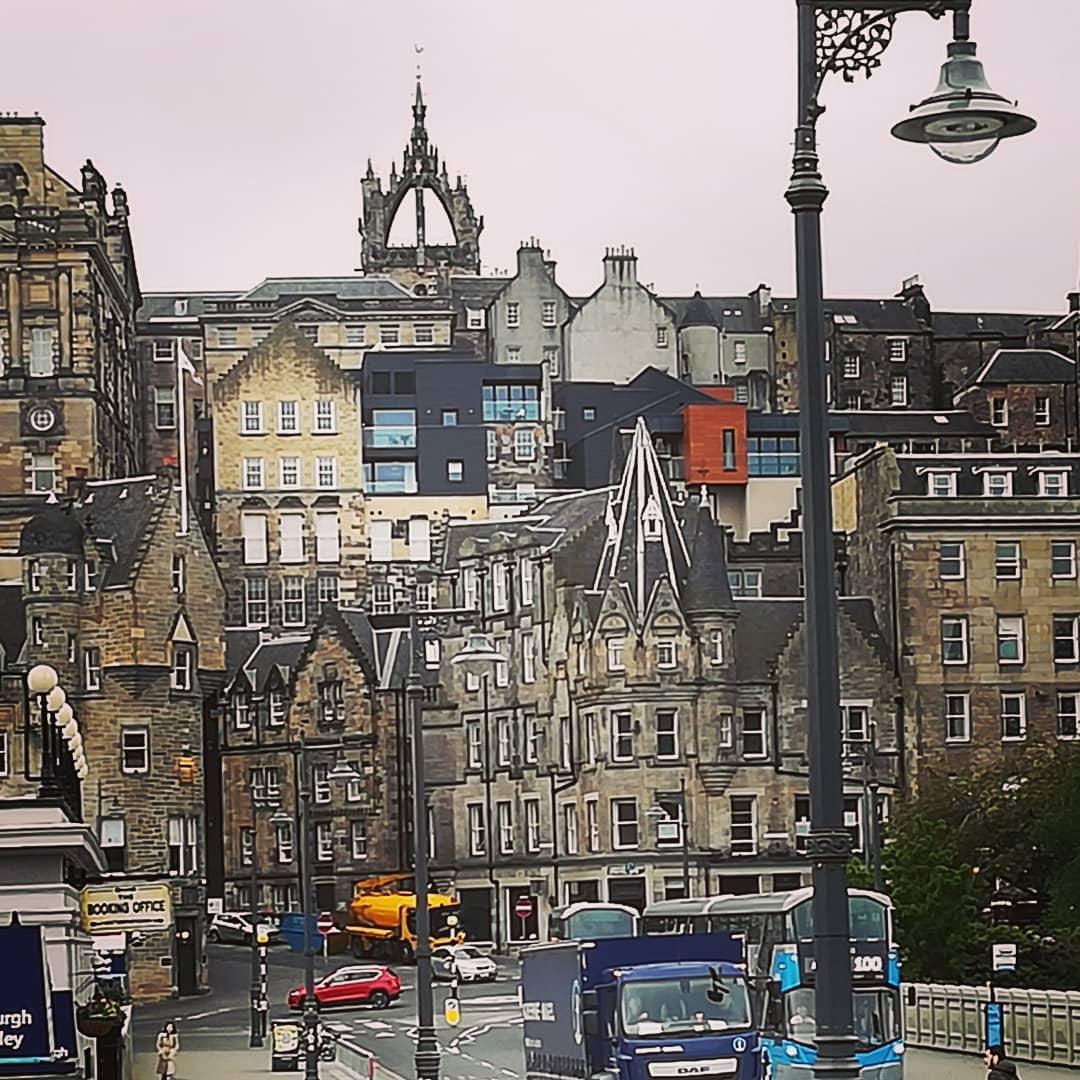 Seis planes para hacer en Edimburgo