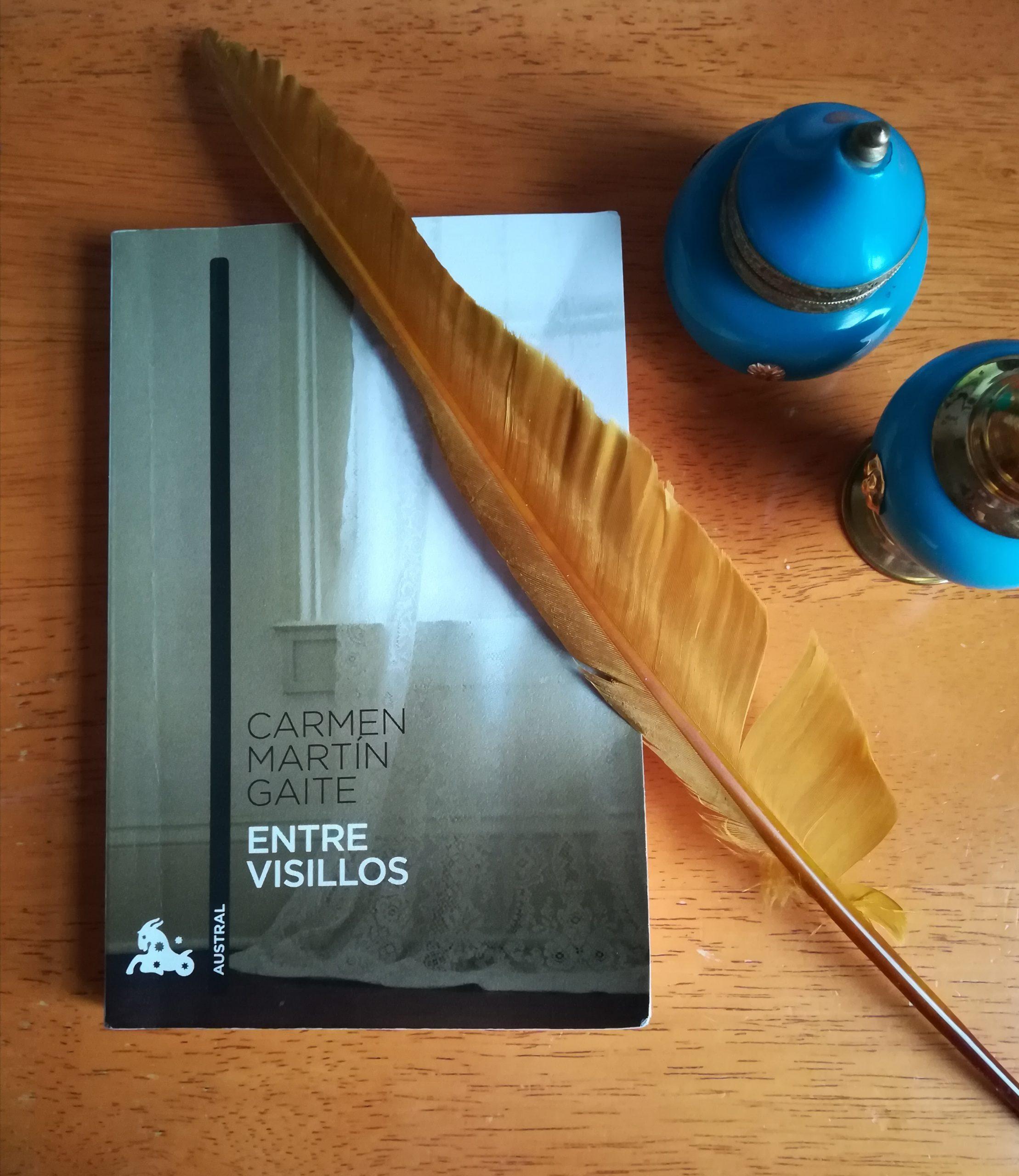 """""""Entre visillos"""": el universo femenino de Carmen Martín-Gaite"""