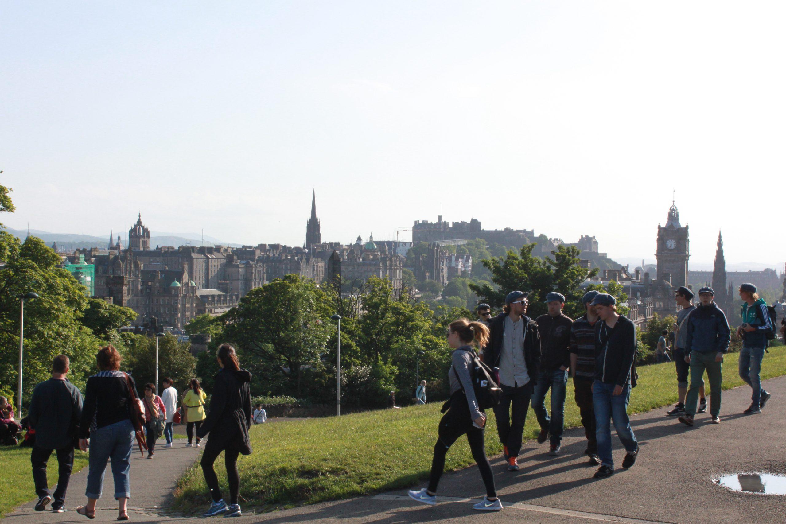 Edimburgo: la primera ciudad literaria