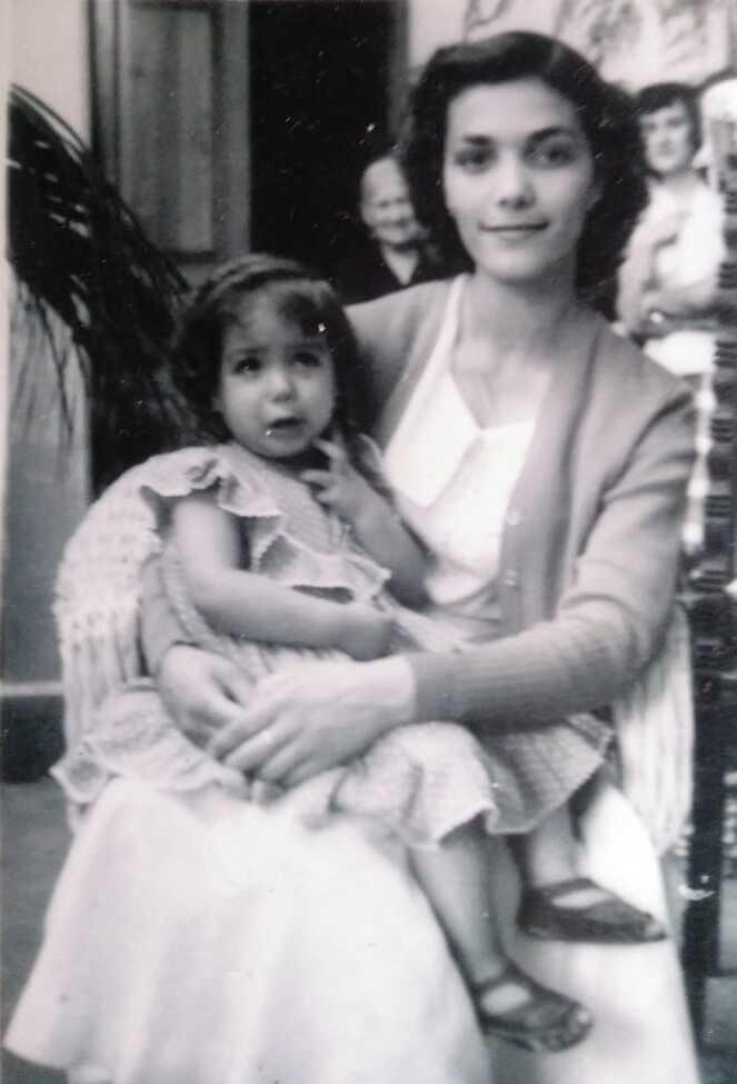Un carácter maternal que siempre transmitió cariño y bondad