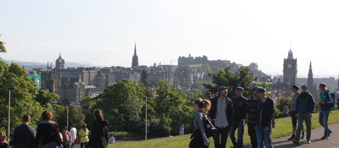 Edimburgo ciudad literaria
